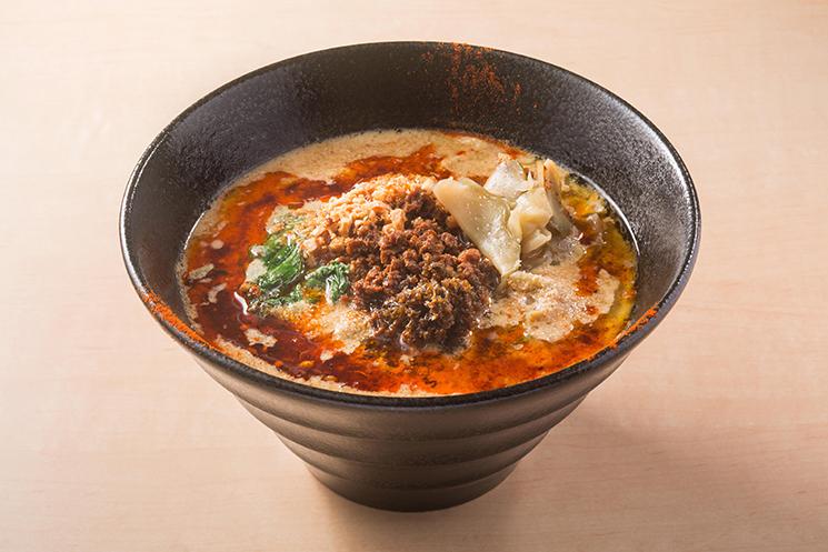 レッド坦々麺